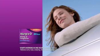 Allegra-D TV Spot - Thumbnail 5