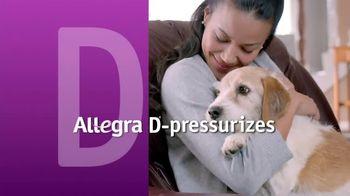 Allegra-D TV Spot, 'Stop Suffering, Start Breathing'