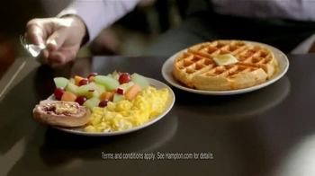Hampton Inn & Suites TV Spot, 'Continental Breakfast'