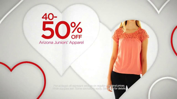 JCPenney TV Spot, 'Lots to Love Sale' - Thumbnail 5