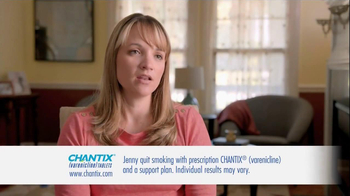 Chantix TV Spot, 'Jenny'