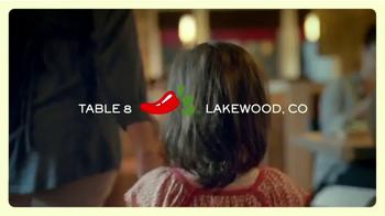 Chili's TV Spot, 'Table 8' - Thumbnail 2