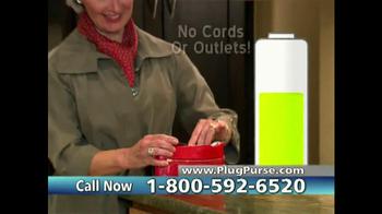 Plug Purse TV Spot - Thumbnail 6