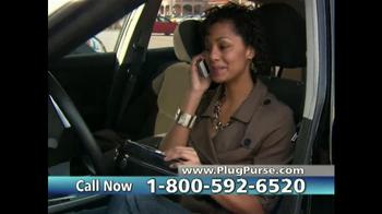 Plug Purse TV Spot - Thumbnail 8