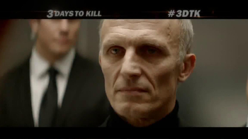 3 Days to Kill - Alternate Trailer 1