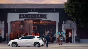 2014 Lexus CT Hybrid TV Spot, 'Live a Full Life' Song by Nick Waterhouse - Thumbnail 1