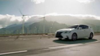 2014 Lexus CT Hybrid TV Spot, 'Live a Full Life' Song by Nick Waterhouse - Thumbnail 3