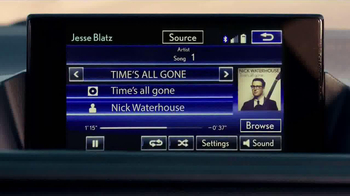 2014 Lexus CT Hybrid TV Spot, 'Live a Full Life' Song by Nick Waterhouse - Thumbnail 6