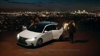 2014 Lexus CT Hybrid TV Spot, 'Live a Full Life' Song by Nick Waterhouse - Thumbnail 9