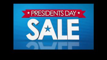 Rent-A-Center Presidents Day Sale TV Spot
