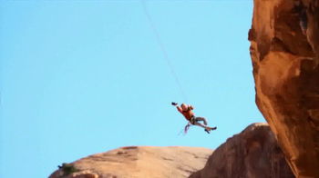 Speed Stick Gear TV Spot, 'Canyon Swinging' Featuring Devin Super Tramp - Thumbnail 10
