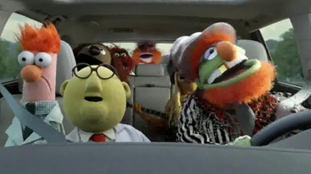 Toyota TV Spot, 'No Room for Boring' Featuring The Muppets - 2736 commercial airings