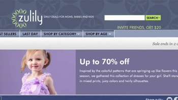 Zulily TV Spot, 'Before You Know It' - Thumbnail 7