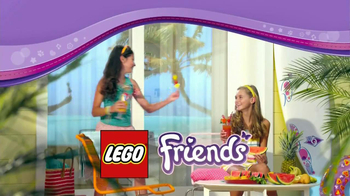 LEGO Friends TV Spot, 'Juice Bar' - Thumbnail 1