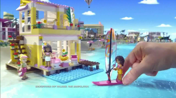LEGO Friends TV Spot, 'Juice Bar' - Thumbnail 4
