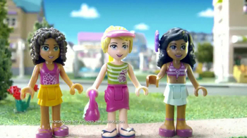 LEGO Friends TV Spot, 'Juice Bar'
