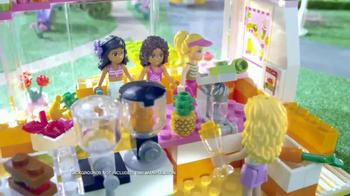 LEGO Friends TV Spot, 'Juice Bar' - Thumbnail 7