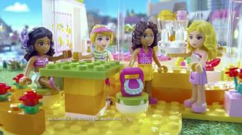 LEGO Friends TV Spot, 'Juice Bar' - Thumbnail 8