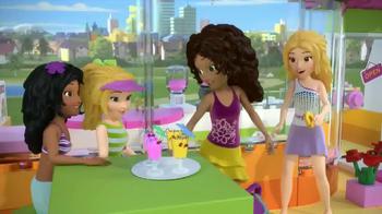 LEGO Friends TV Spot, 'Juice Bar' - Thumbnail 9