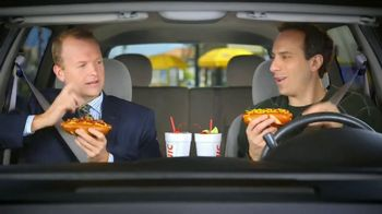 Sonic Drive-In Chili Cheese Pretzel Dog TV Spot , 'Merger' - Thumbnail 2