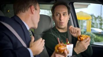 Sonic Drive-In Chili Cheese Pretzel Dog TV Spot , 'Merger' - Thumbnail 5