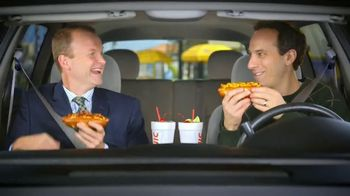 Sonic Drive-In Chili Cheese Pretzel Dog TV Spot , 'Merger' - Thumbnail 6