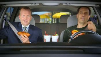 Sonic Drive-In Chili Cheese Pretzel Dog TV Spot , 'Merger' - Thumbnail 8