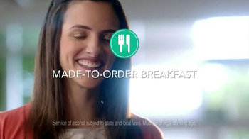Embassy Suites Hotels TV Spot, 'Breakfast Like Mommy's' - Thumbnail 10