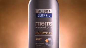 Gold Bond Men's Essentials TV Spot, 'Real Man' Featuring Shaquille O'Neal - Thumbnail 5