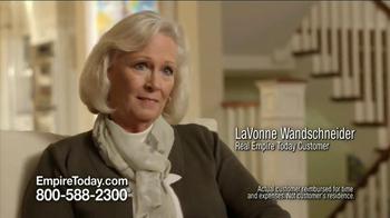 Empire Today TV Spot, 'LaVonne'