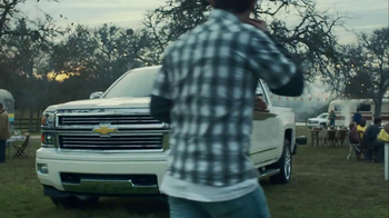 2014 Chevrolet Silverado High Country TV Spot, 'Wheat Grass' - Thumbnail 10