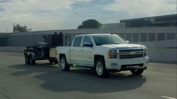 2014 Chevrolet Silverado High Country TV Spot, 'Wheat Grass'