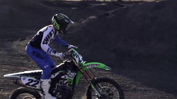 Discount Tire TV Spot, 'Motocross' Featuring Chad Reed - Thumbnail 4