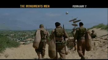 The Monuments Men - Alternate Trailer 5