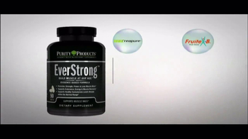 Purity Products Pure Creatine TV Spot, 'Building Muscle After 40' - Thumbnail 1