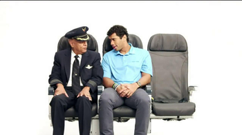 Alaska Airlines TV Spot, 'Chief Football Officer' Featuring Russell Wilson - Thumbnail 3