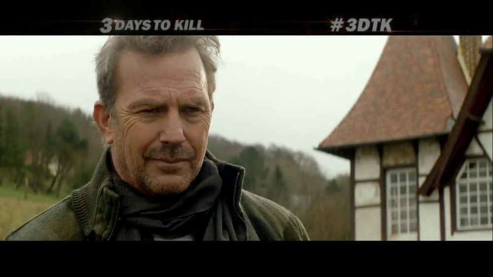 Relativity Europa: 3 Days to Kill