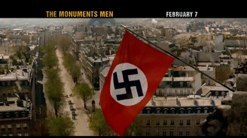 The Monuments Men - Alternate Trailer 9