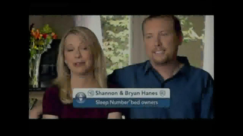 Sleep Number TV Spot, 'Conforms to You' - Thumbnail 1