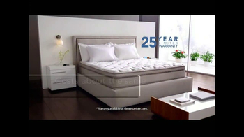 Sleep Number TV Spot, 'Conforms to You' - Thumbnail 7