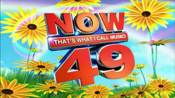 Now That's What I Call Music 49 TV Spot