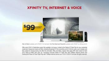 Xfinity TV Spot, 'More Speed' - Thumbnail 7