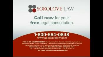 Sokolove Law TV Spot 'Surgical Mesh' - Thumbnail 10