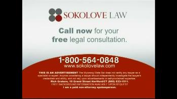Sokolove Law TV Spot 'Surgical Mesh' - Thumbnail 9