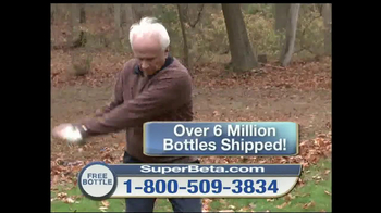 Super Beta Prostate TV Spot Featuring John Ratzenberger - Thumbnail 8