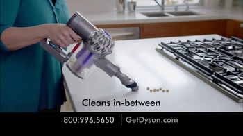 Dyson DC59 Animal TV Spot, 'Digital Motor' - Thumbnail 7