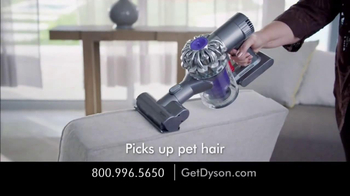 Dyson DC59 Animal TV Spot, 'Digital Motor' - Thumbnail 8