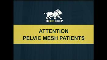 Relion Group TV Spot, 'Pelvic Mesh Patients'