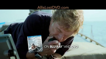 All is Lost Blu-ray and DVD TV Spot - 133 commercial airings