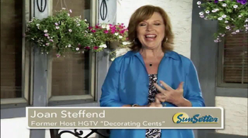 SunSetter TV Spot, 'Too Hot' Featuring Joan Steffend - Thumbnail 7